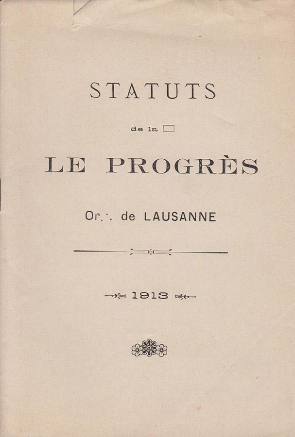 Loge le progrès logo